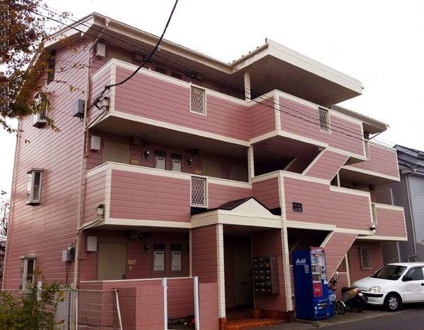 北越谷の家具家電付きアパートメント、ケイハイツ神明町です。