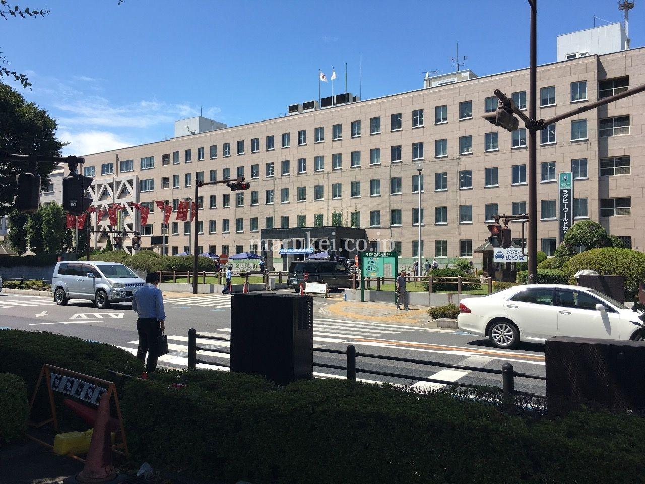 浦和にある埼玉県庁に行ってきま...