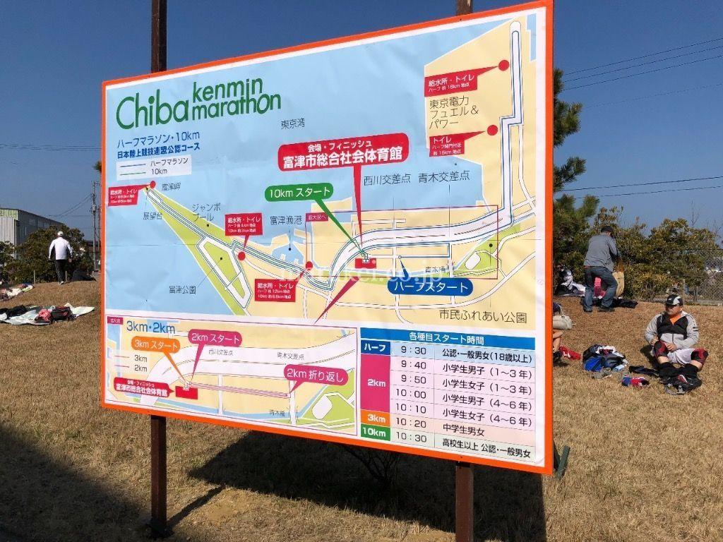 千葉県民マラソンに参加してきました。