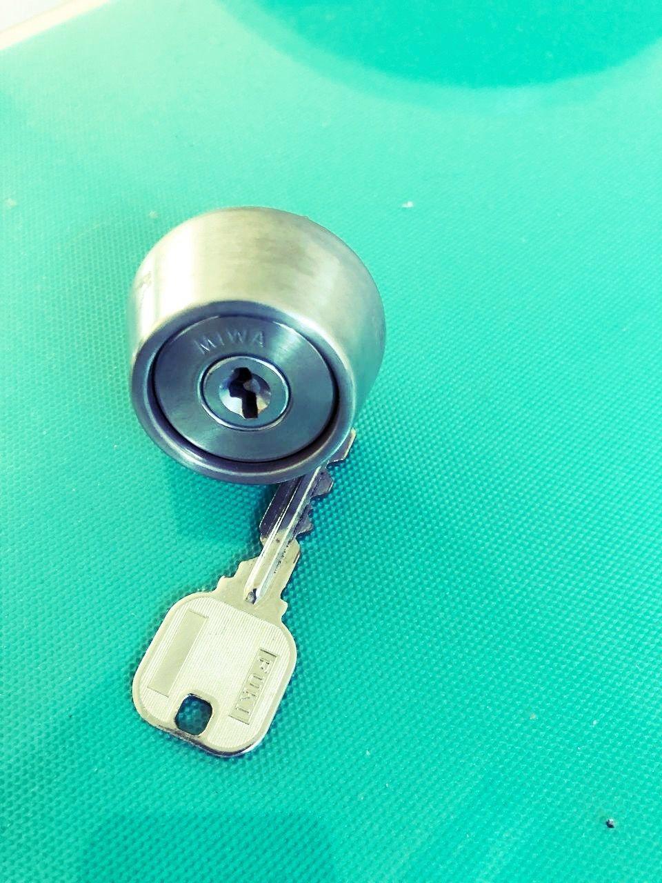 MIWA LSPの鍵交換