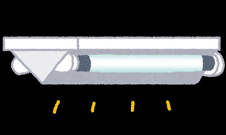 【大家さんDIYお盆休み特別編】 キッチン手元灯の交換。蛍光灯タイプからLED照明タイプへ