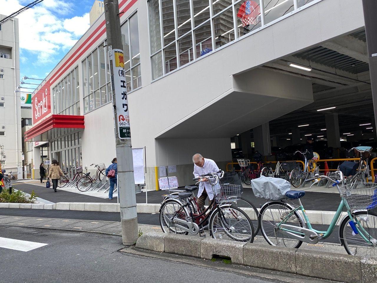 サンキ越谷店がリニューアルオープン
