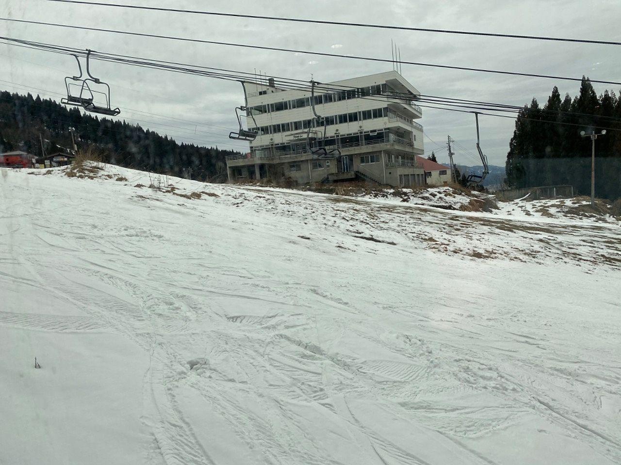 越後湯沢、石打丸山のリゾートマンションに入居準備に行ってきました。